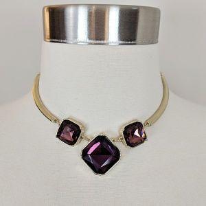 ♥️ Sale ♥️The Limited • Purple Stone Necklace